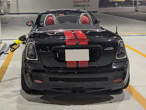 MINI Roadster  2014年式 R59 JCWのカスタム事例画像 【ルイ】さんの2020年09月07日00:21の投稿