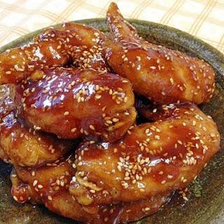 Super Savory Chicken Wing Karaage (Japanese Fried Chicken)