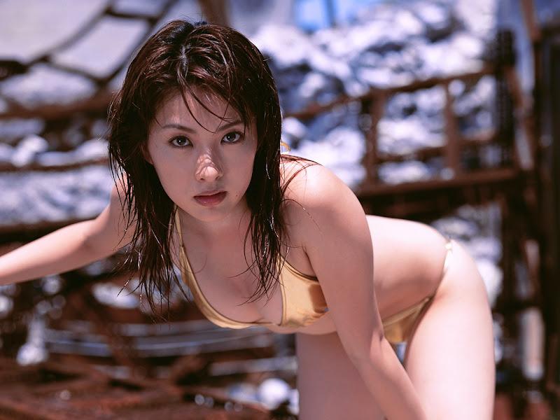 Saki Seto LaiHuZaoFei_Sunshine_girl_0015.jpg SakiSeto - AHotGirl.blogspot.com sexy bikini girl photo gallery