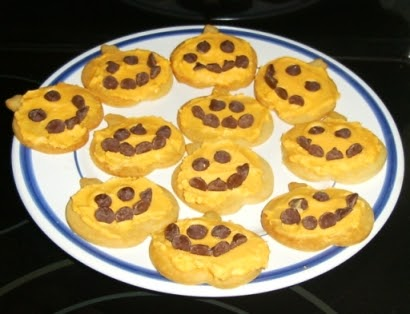 Kid Feed: Jack-O-Lantern Cookies