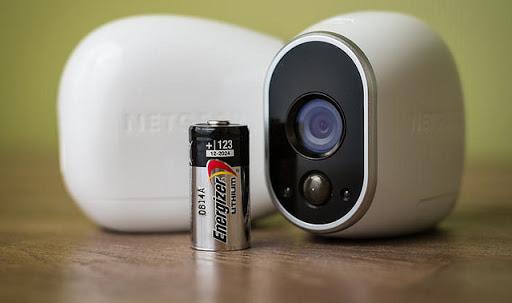 Caméra sans fil Arlo surveillance wifi