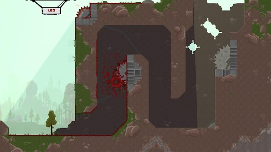 Super Meat Boy- screenshot thumbnail
