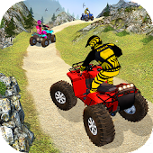 ATV Quad Bike Simulator 3D: Offroad Adventure