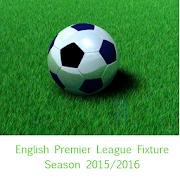 EPL Fixture Season 2015/16