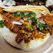 Pollo (Chicken) Tacos