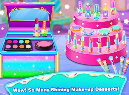 Girl Makeup Kit Comfy Cakes–Pretty Box Bakery Game 4