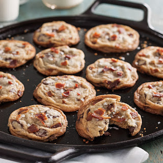 Chocolate Chip Cookies with Bacon.