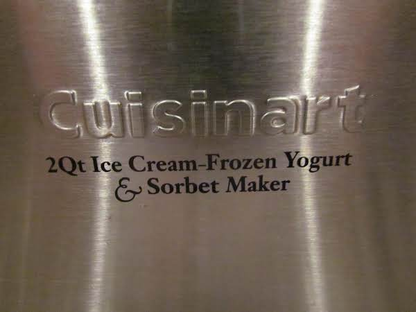 3 Ingredient Ice Cream Recipe