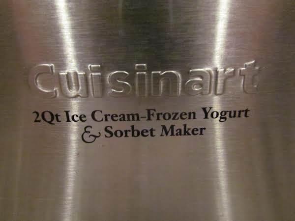 3 Ingredient Ice Cream