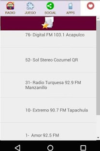 Mexico Radio Online - Mexican Radio Online- screenshot thumbnail