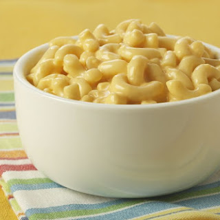 Creamy Slow Cooker Macaroni and Cheese.