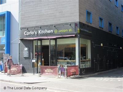 Carlo S Kitchen Union St On Union Street Cafe Tearoom