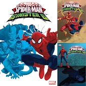 Marvel Universe Ultimate Spider-Man Vs. The Sinister Six
