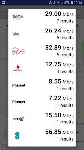 Internet and Wi-Fi Speed Test by SpeedChecker v2.6.42 [Premium] 4