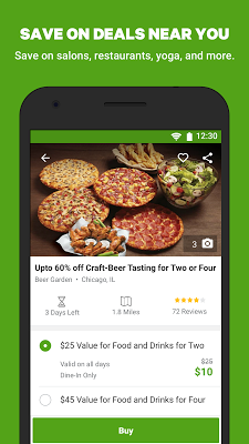 Groupon - Shop Deals, Discounts & Coupons - screenshot