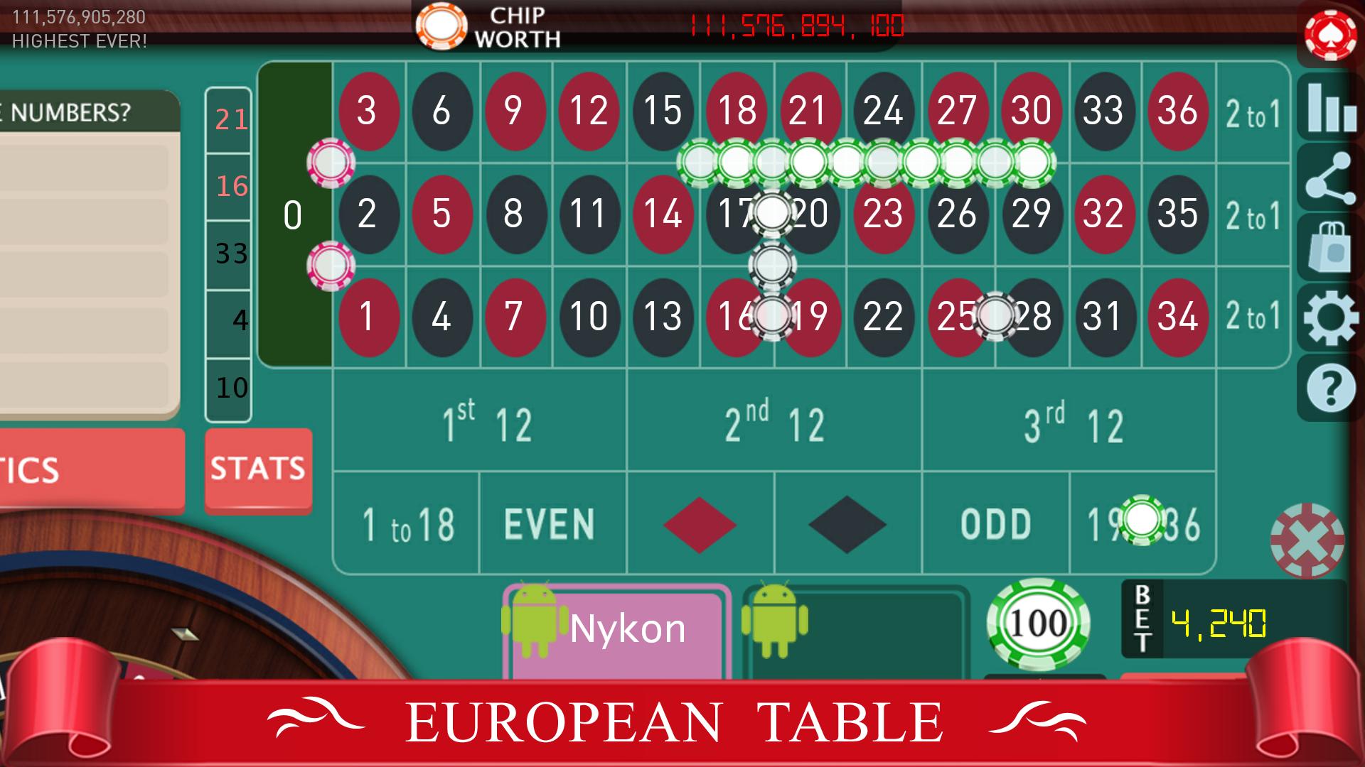 Roulette Royale - FREE Casino screenshot #12