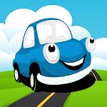 Road Trip Travel Games Icon