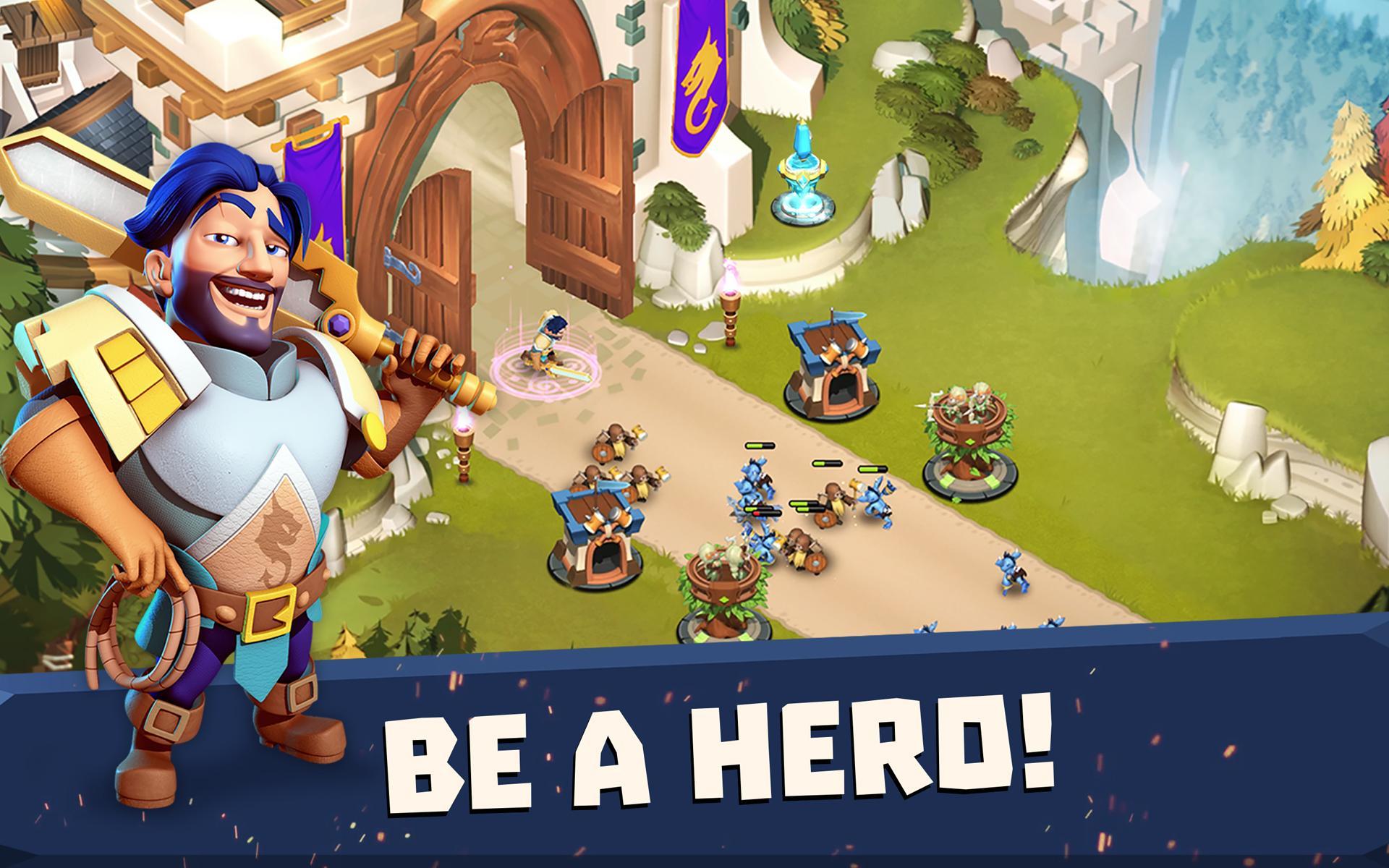 Castle Creeps TD screenshot #12