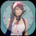 Photo Analog Clock Live WP icon