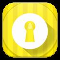 Serrure SnapChat icon