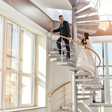 Wedding photographer Artem Grebenev (Grebenev). Photo of 19.02.2018