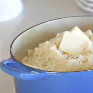 The Best Classic Mashed Potatoes.