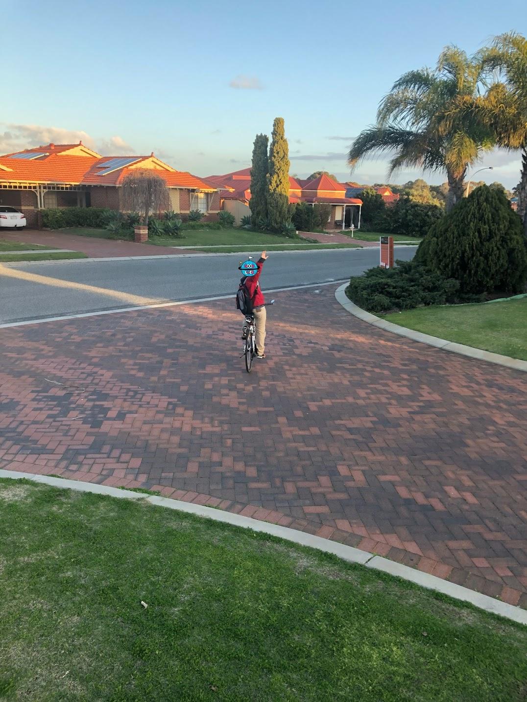 パースサイクリング