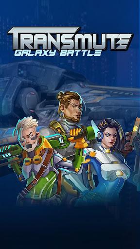Transmute: Galaxy Battle apkmr screenshots 5