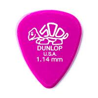 Dunlop Plektrum Delrin 500 STD 1,14 41P - 12/PLYPK