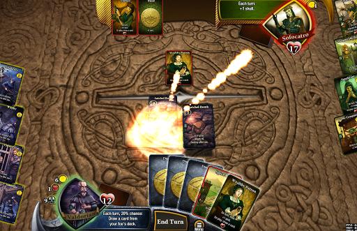 Code Triche War of Omens Deck Builder Collectible Card Game APK MOD (Astuce) screenshots 3