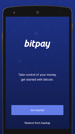 BitPay u2013 Secure Bitcoin Wallet screenshots 1