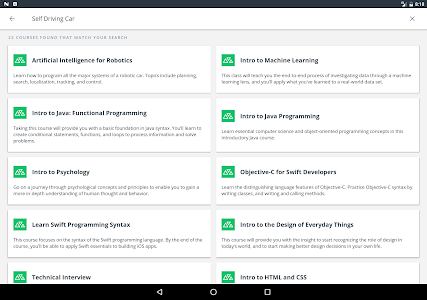 Udacity - Lifelong Learning 3 5 3 APK for Android