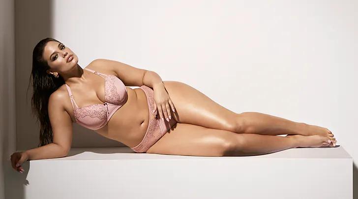 Ashley in a bikini