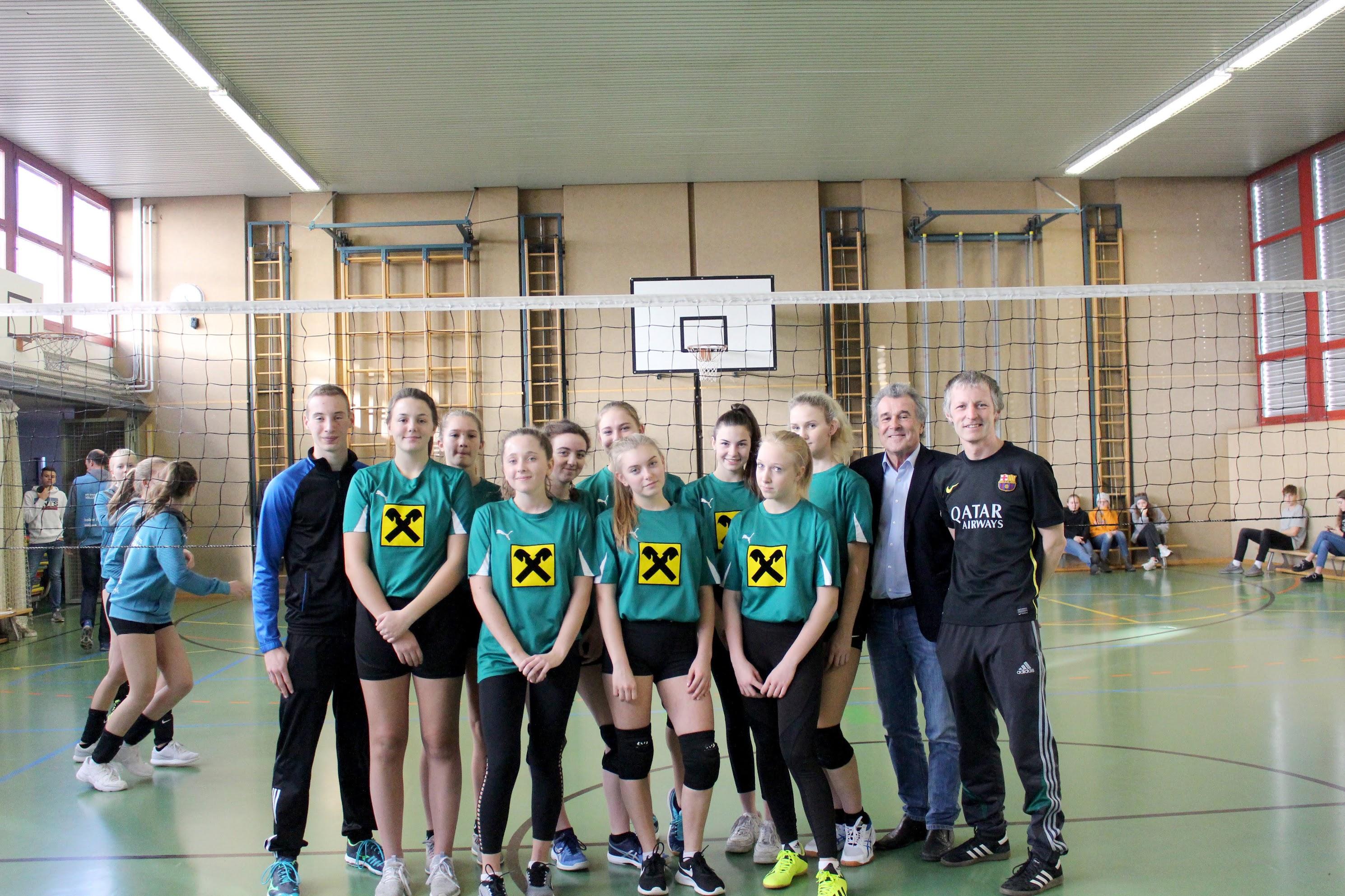 Volleyball-Landesmeisterschaften U17 Mädchen
