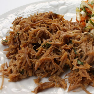 Slow Cooker Oriental Shredded Pork