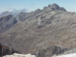 Photo: Pico Bolivar and La Traversia trail