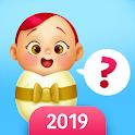 Baby Names. Boy and Girl Names 👶 icon