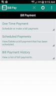 Screenshot of Heartland Bank Mobile