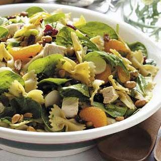 Special Sesame Chicken Salad.