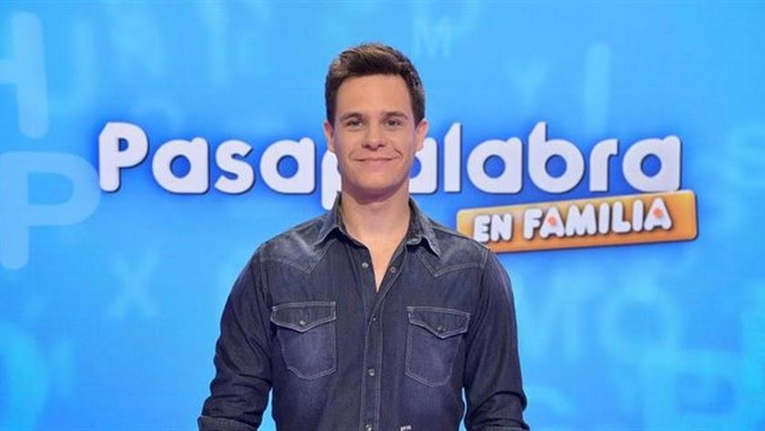 Christian Gálvez presenta el concurso en Telecinco.