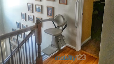 Photo: Bruno Elan Stairlift | SRE-3000