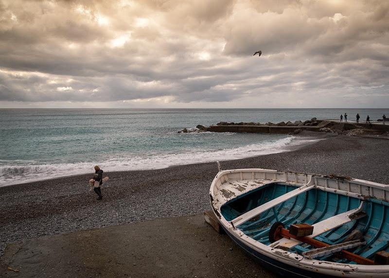 L'inverno e il mare di Concetta Caracciolo