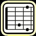 GChord  (Guitar Chord Finder) icon
