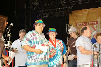 Photo: Cash and a 7th place metal!!!!! Rock N Ribs