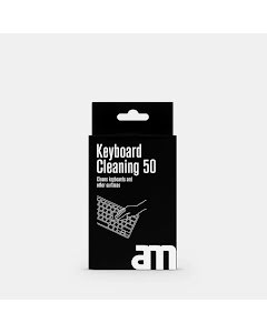 AM Keyboard Cleaner 50-pack