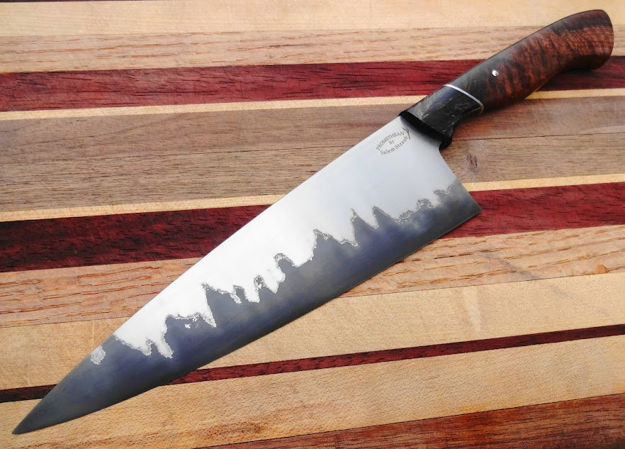8 Chef In Carbon Ss San Mai Sold Bladeforums Com