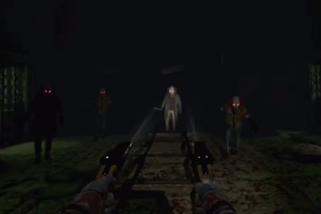 Cheat Until Dawn Rush Of Blood - náhled