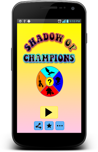 Shadow of Champions