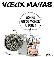 Photo: 21 21 2012 - La fin du Monde