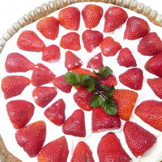 Splendid Strawberry Tart